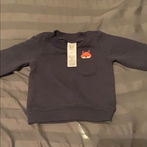 Newborn sweatshirt
